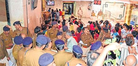 Ujjain: Administration gives final touches to arrangements for Mahashivratri
