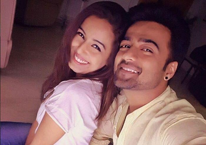 Pavitra Rishta Manish Naggdev gets engaged to Shrishty Rode at private ceremony!