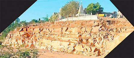 Bhopal: Mining mafia flattens hillock in Mandideep