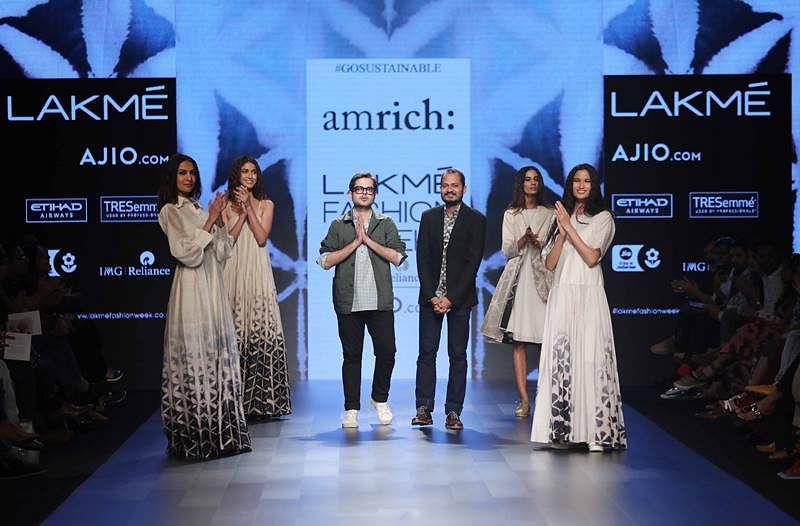 Lakmé Fashion Week Summer/Resort 2017- Day 2