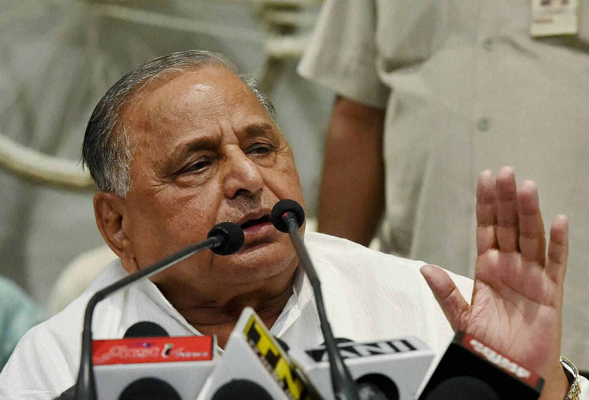 UP Polls: Mulayam's daughter-in-law Aparna opposes quota, BJP seeks action