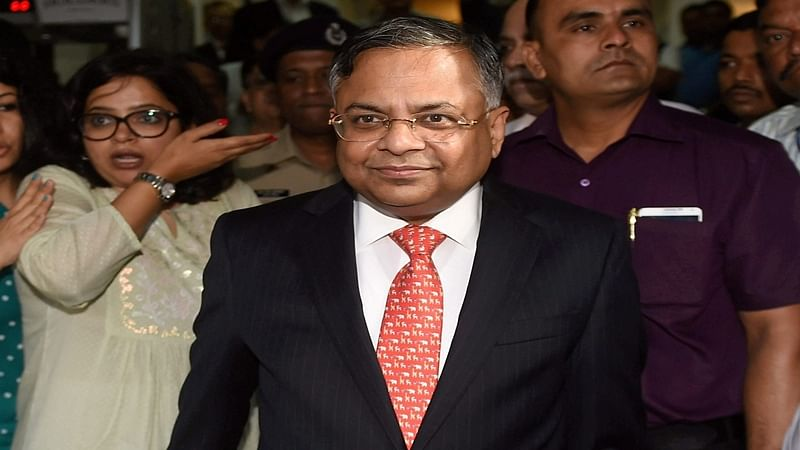 Tatas will lead, not follow, says Natrajan Chandrasekaran