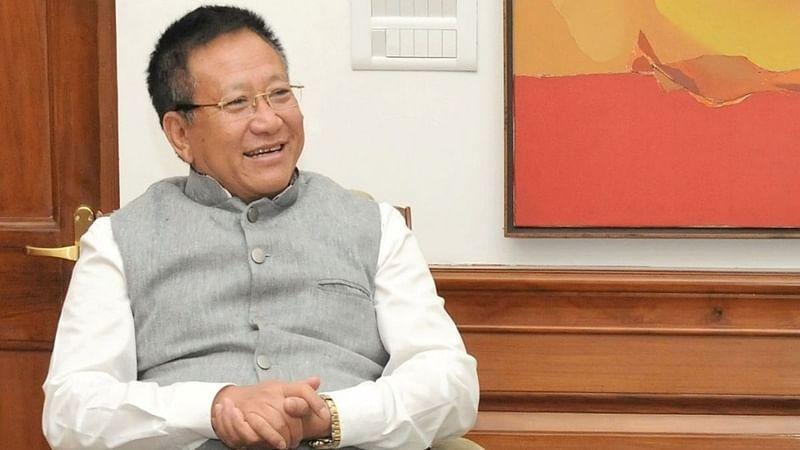 Shurhozelie Liezietsu sworn in as Nagaland CM