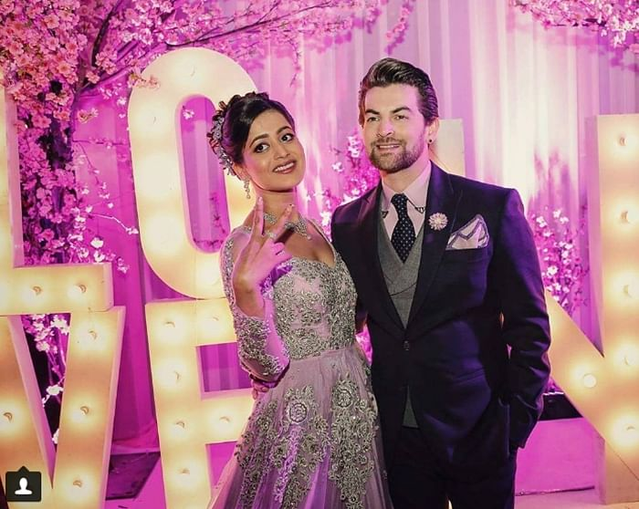 Neil Nitin Mukesh and his wife Rukmini Sahay to welcome their first child
