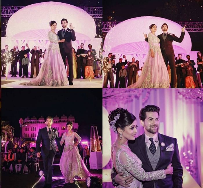 In Pictures: Neil and Rukmini pre wedding, engagement and party pictures!