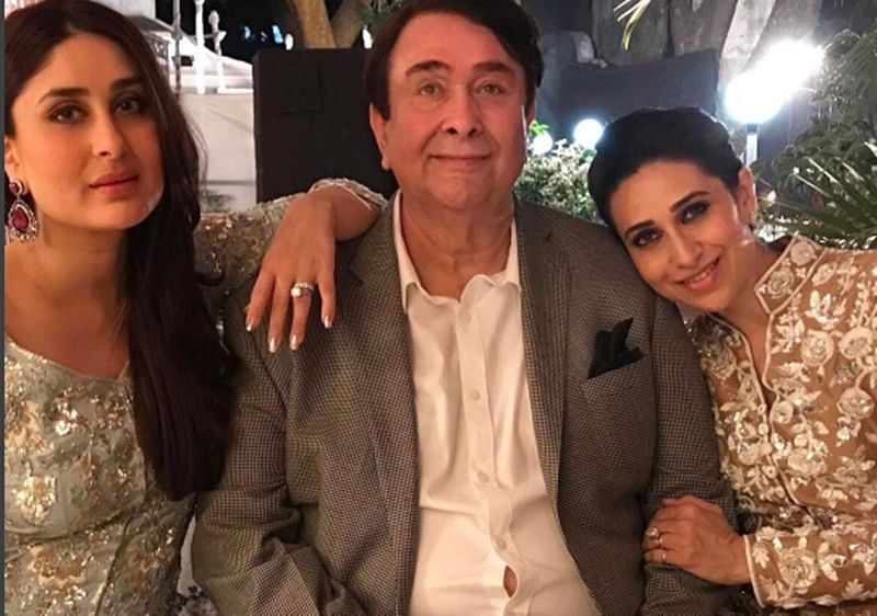 In Picture: Kareena and Karisma threw a grand party for Randhir Kapoor