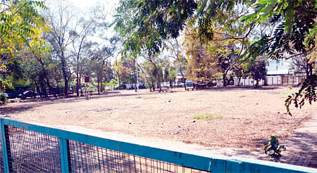 Bhopal: A piece of fenced land is not a park without maintenance