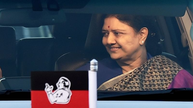 Chennai: Sasikala granted five-day parole to meet her ailing husband