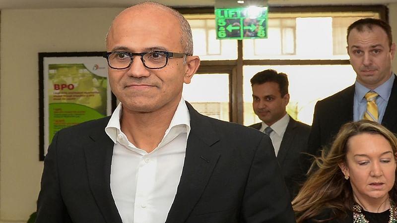 Microsoft CEO Satya Nadella launches Skype Lite for India app