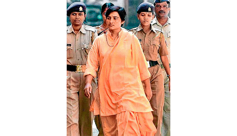 2008 Malegaon blast: NIA clears Sadhvi Pragya to apply for discharge in case