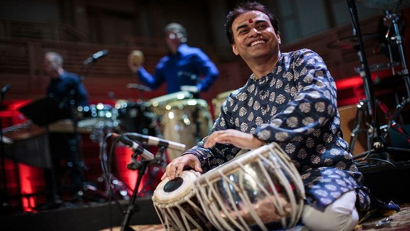 Proud to represent India at Grammys, says Sandeep Das