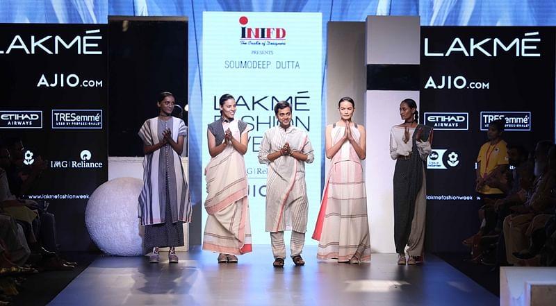 Lakmé Fashion Week Summer/Resort 2017 Day 1