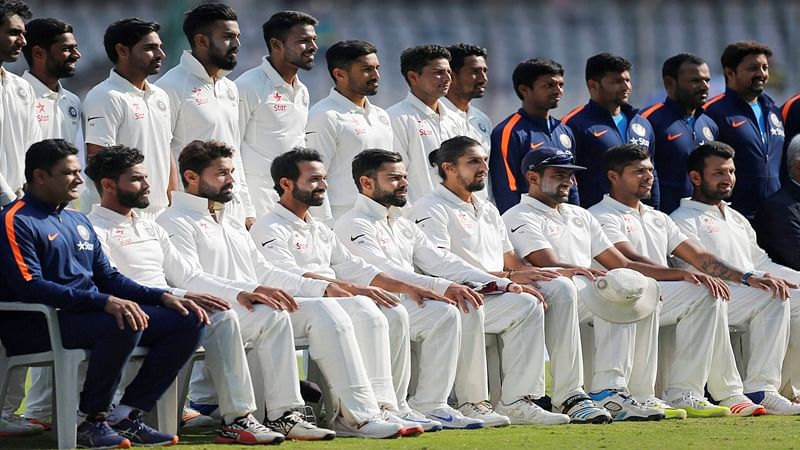 IndvsAus: BCCI names unchanged squad for first two Tests