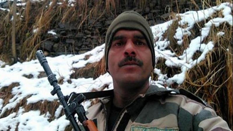 BSF Jawan Tej Bahadur Yadav's wife claims, he was arrested and forced to retire