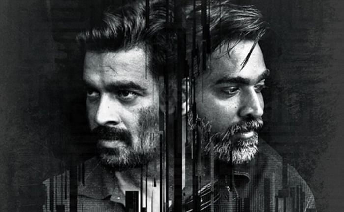 'Vekram Vedha' first look: R Madhavan as cop and Vijay as a gangster