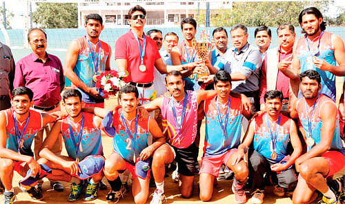 Bhopal: All-India Civil Services Volleyball Championship ends