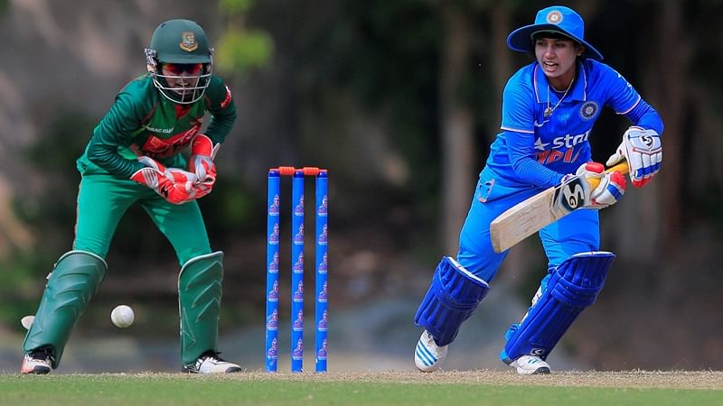 India beat Bangladesh by 9 wickets to qualify for ICC Women's WC 2017