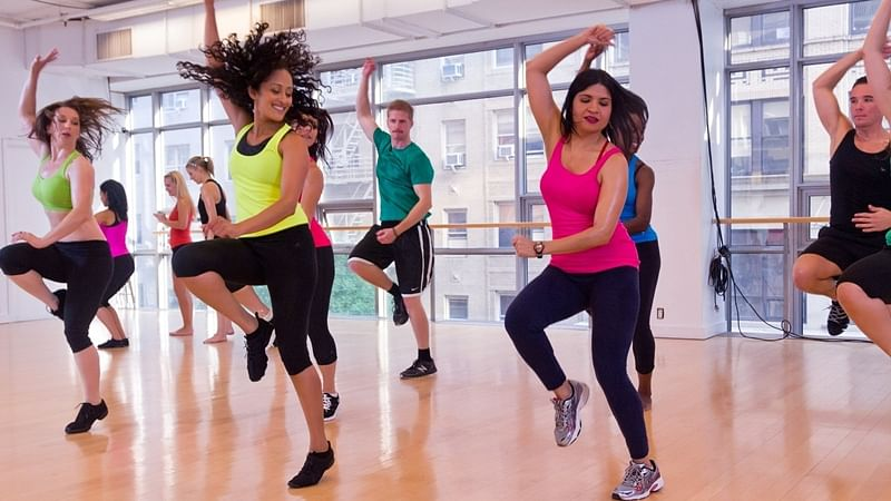 Indore: Zumba sessions held to burn calories