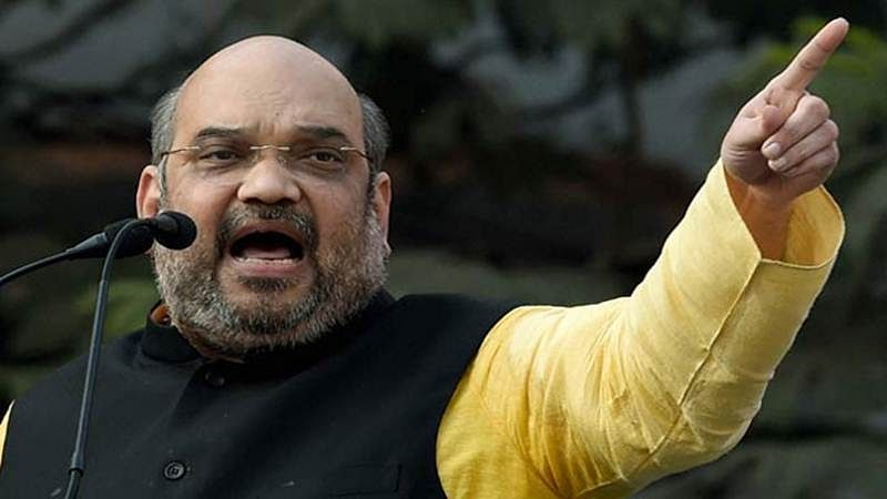UP needs to get rid of 'KaSaB', says Amit Shah