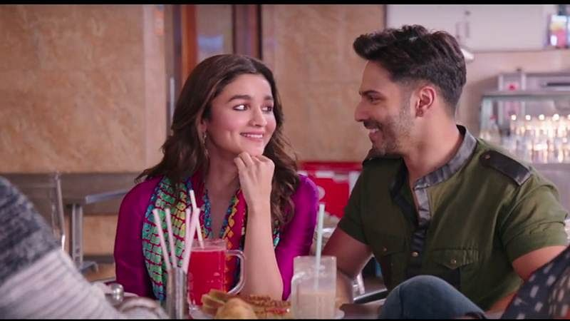 Badrinath Ki Dulhania new song Humsafar will make you fall in love