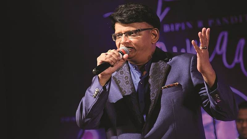 'I have been a fearless singer', says Bipin Pandit