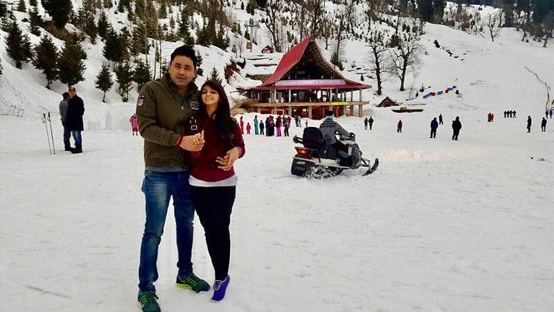 Jyotsna Chandola's cool outing!