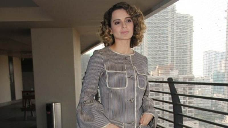 'Fearless' Kangana says Rangoon is a perfect Women's Day watch