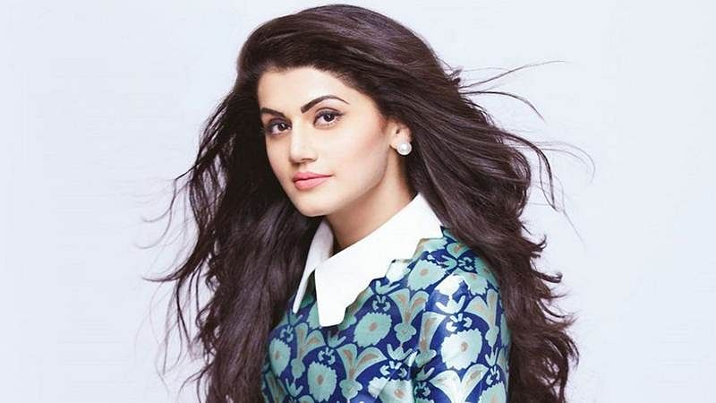 Taapsee Pannu the girl of real world