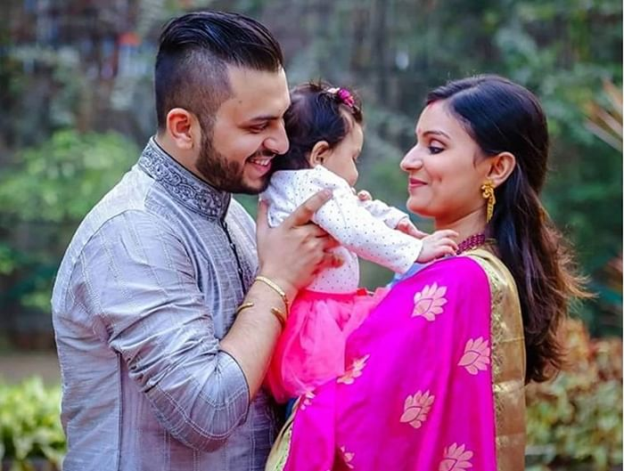 In Pictures: Dimpy Ganguly daughter Reanna's cutest pictures!