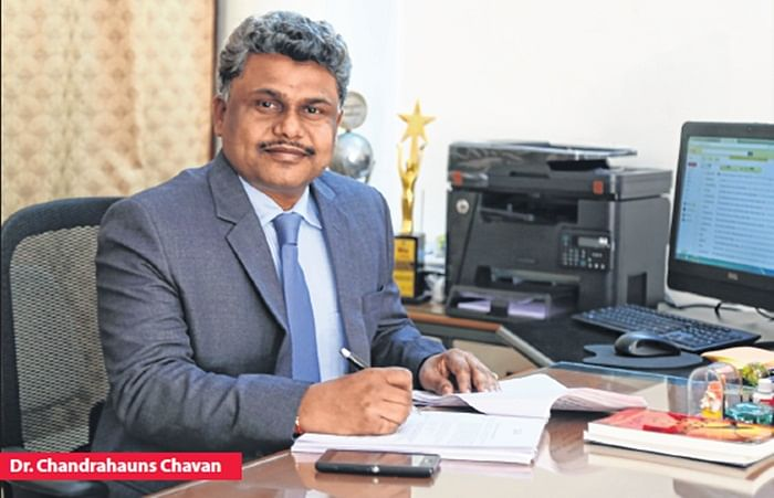 """Success and failure are cyclical and are a part of life"", says Dr. Chandrahauns Chavan"
