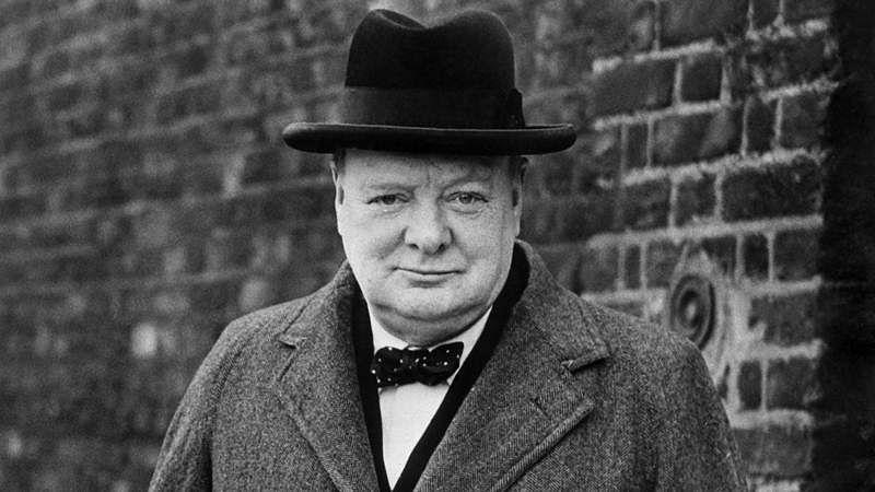 Winston Churchill's 1939 essay on aliens discovered