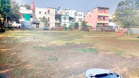 Bhopal: With little money, some labour they rejuvenated their colony park