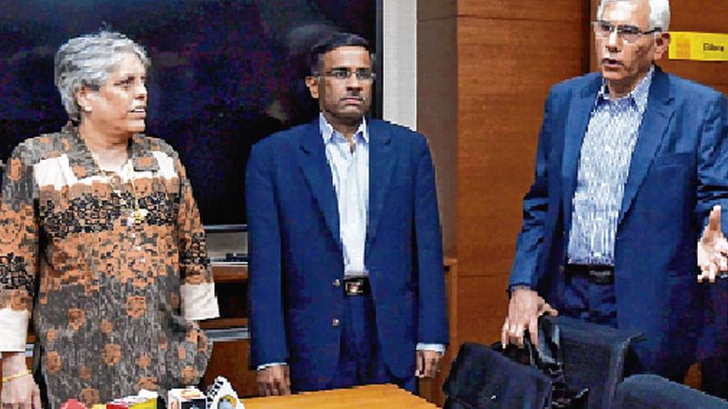 BCCI big bosses meet in Mumbai