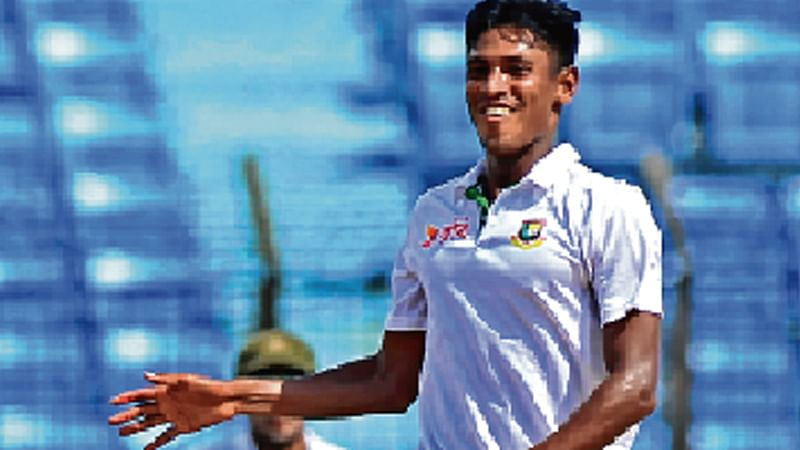 Mustafizur returns to Bangla Test squad