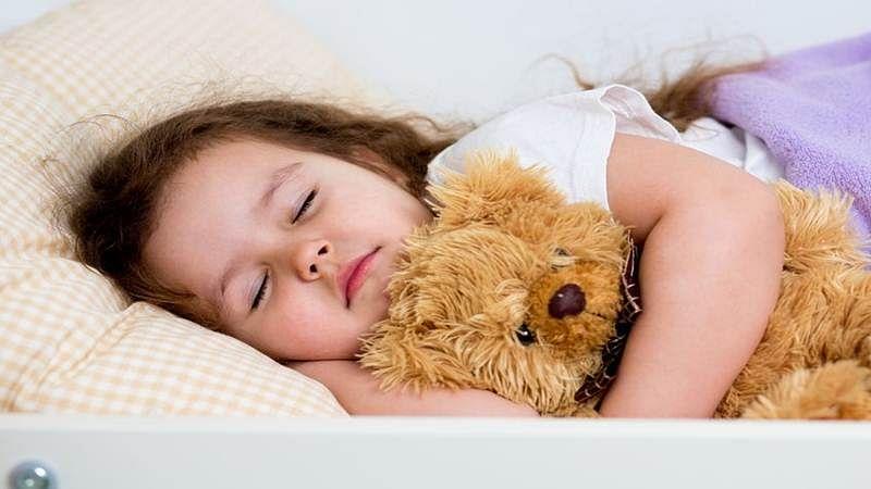 Regular naps may help kids learn language better