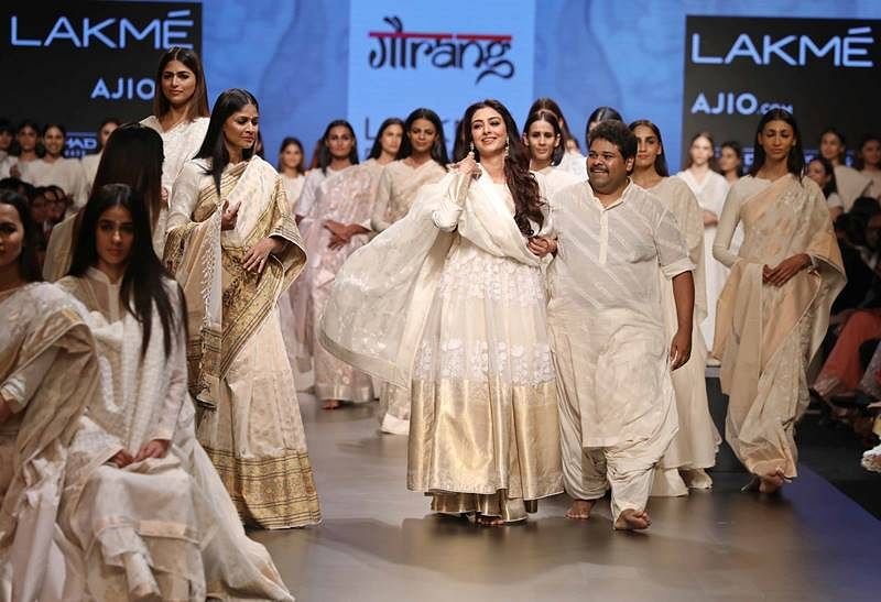 Lakmé Fashion Week Summer/Resort 2017 Day 5