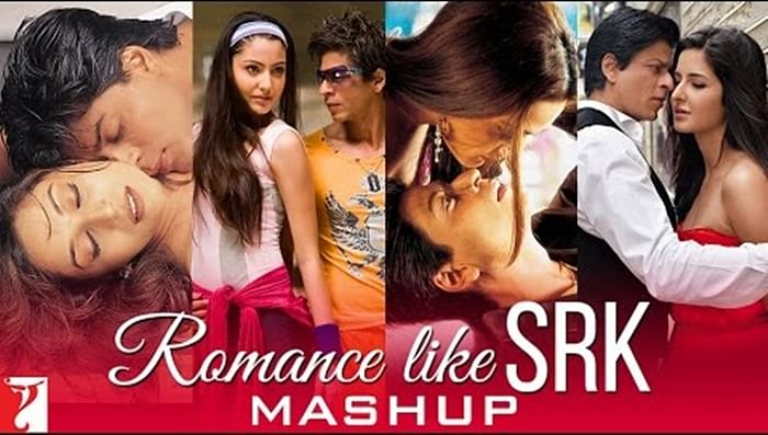 Romance like Shah Rukh Khan on this Valentines Day!