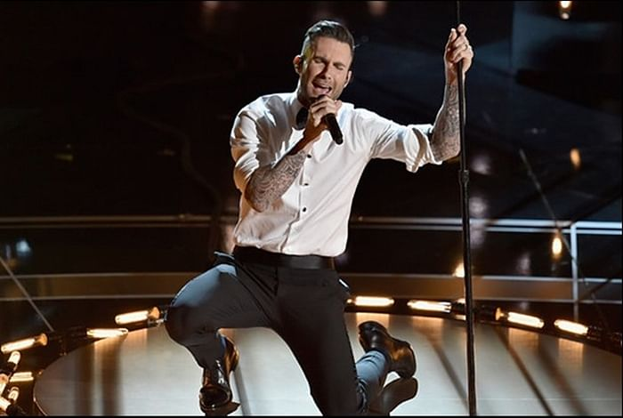 Adam Levine to be honoured with a Hollywood Walk of Fame Star!