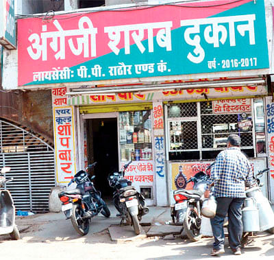 Bhopal: Hoteliers afflicted by drunkards demand shifting of liquor outlet