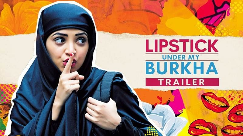 Censor board taken to Bombay High Court by makers of 'Lipstick under my burkha' film