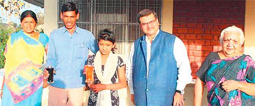 Indore: Biz advisor Jagat Shah recommends Palta's model for smart villages