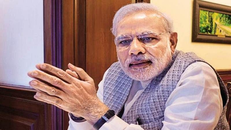Law universities should keep pace with technological changes: PM Modi