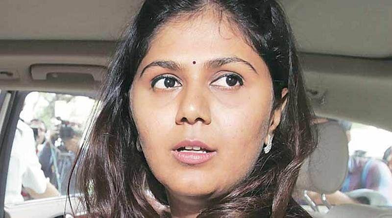 Mumbai: Two days after vow, Pankaja Munde enters Mantralaya