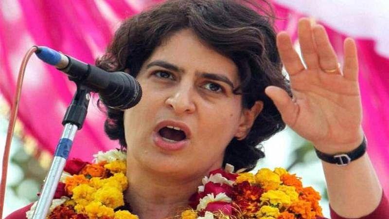 UP doesn't need to adopt Modi, has enough talent: Priyanka