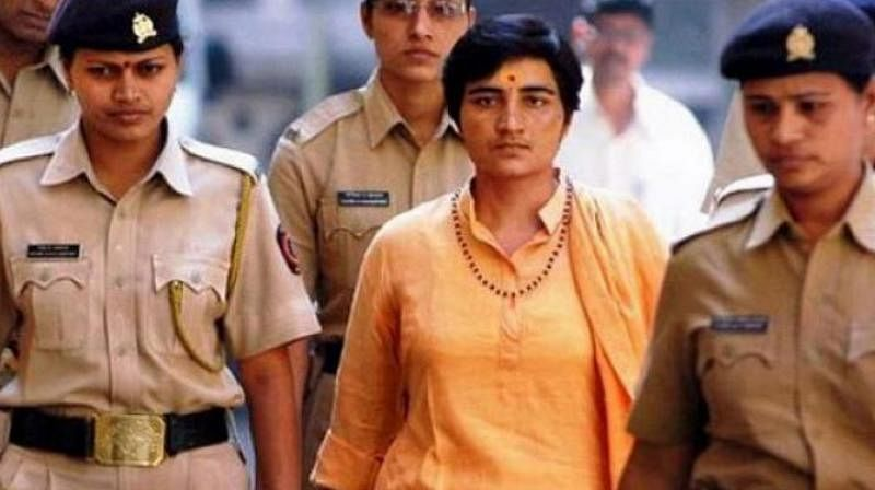 Sadhvi Pragya, 7 others acquitted in Sunil Joshi murder case