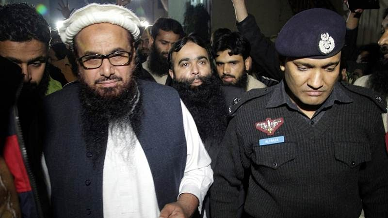 FIR will be registered against Saeed: Pak minister