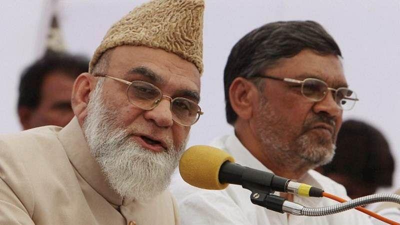 Jama Masjid Imam urges Muslims to boycott SP in UP polls