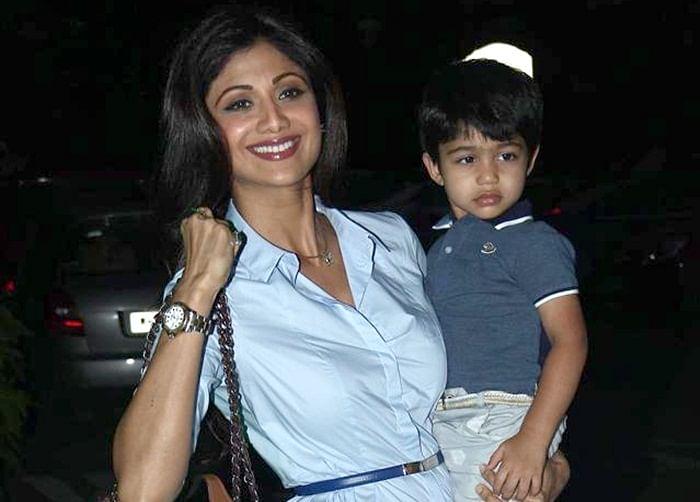 Shilpa Shetty's son little Viaan'sOscarspeech will melt you heart!