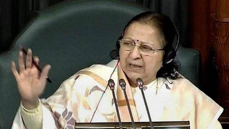 Lok Sabha Speaker Sumitra Mahajan likely to accept resignations of YSR Congress MPs from House