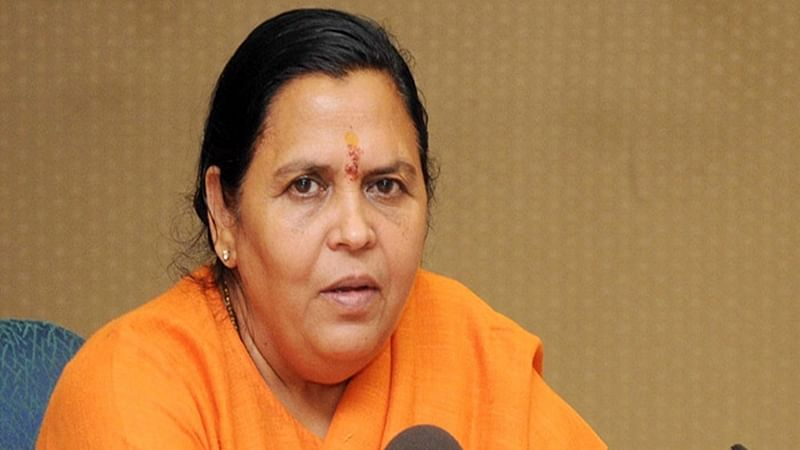Ganga will be completely cleaned in 10 years: Uma Bharti